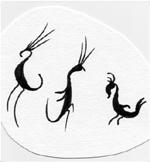3 birdlike things